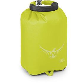 Osprey Ultralight DrySack 12, groen